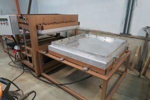 Горячий Пресс для резиновой плитки